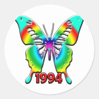 第18 Birthday 1994年 ラウンドシール