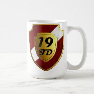 第19タンク部のcofeeのマグ コーヒーマグカップ