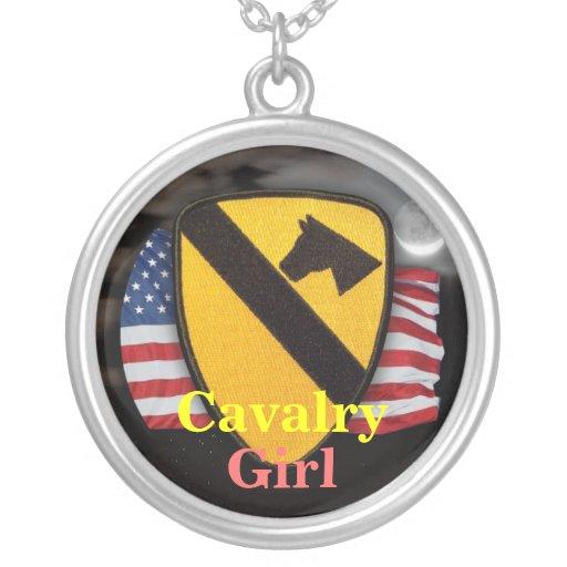 第1|騎兵隊|分割|退役軍人|獣医|女の子|ネックレス ネックレス