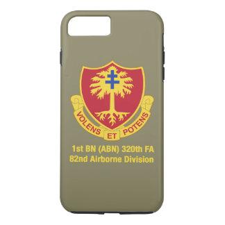 第1 BN. (ABN) 320th FA iPhone 8 Plus/7 Plusケース