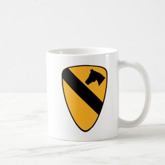 第1 Cavパッチ コーヒーマグカップ