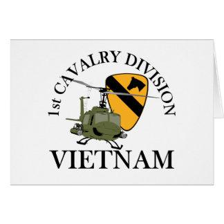 第1 Cavベトナムの獣医 カード