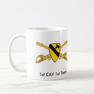 第1 CAV第1のチーム コーヒーマグカップ