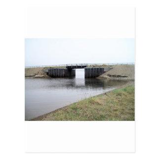 第1 KOTZの橋 ポストカード
