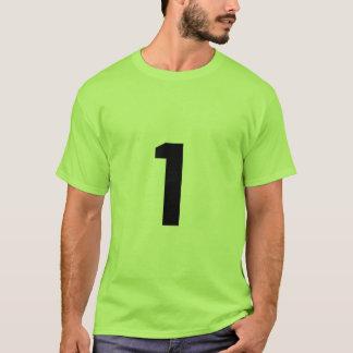 第1 Tシャツ
