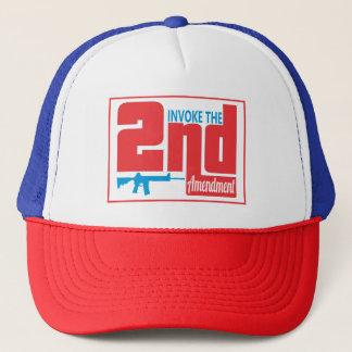 第2をのトラック運転手の帽子実施して下さい キャップ