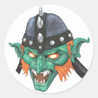 第2エドIMBHの小悪魔の大尉 ラウンドシール