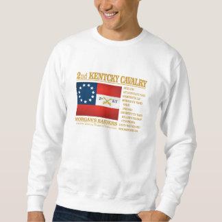 第2ケンタッキーの騎兵隊(BA2) スウェットシャツ