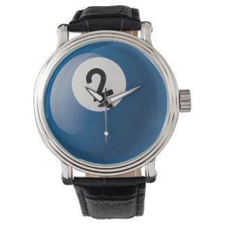 第2ビリヤードボール 腕時計