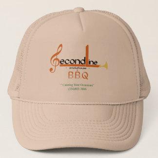 第2ラインBBQの帽子 キャップ
