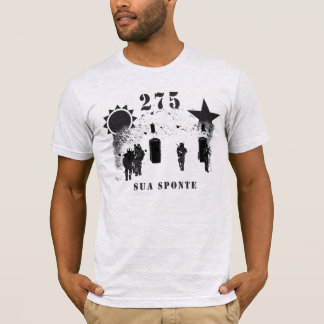 第2レーンジャーの大隊の侵略のTシャツ Tシャツ