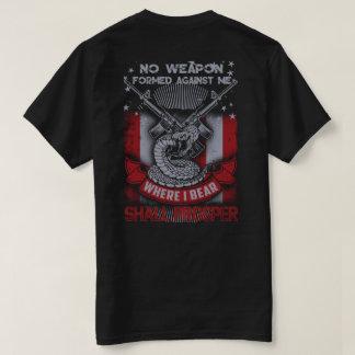 第2修正、腕、銃に耐える権利 Tシャツ