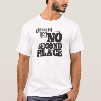 第2場所がありません Tシャツ
