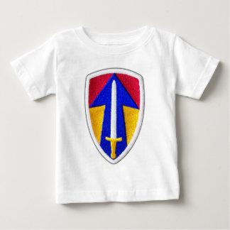 第2外務員のベトナムの退役軍人の獣医の乳児 ベビーTシャツ