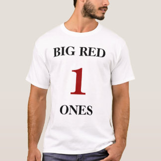 第2大きい赤物martyスタイル tシャツ