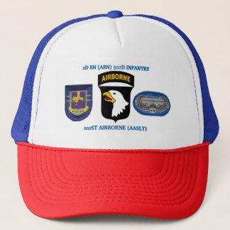第2大隊の502ND歩兵の101ST空輸の帽子 キャップ