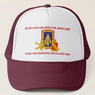 第2大隊第44の防空のミサイル発射機の帽子 キャップ