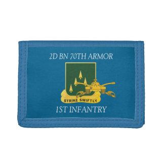 第2大隊第70の装甲第1歩兵の財布