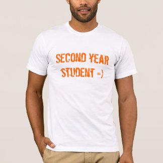 第2年学生=) Tシャツ