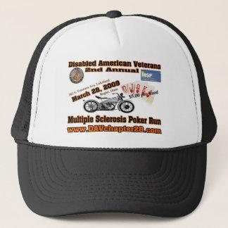 第2年次DAV-MSのトランプのポーカーの操業帽子 キャップ