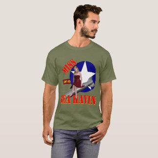 第2次世界大戦の爆撃機の失敗Behavin 1944年 Tシャツ