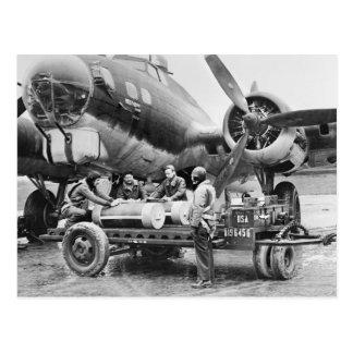 第2次世界大戦の飛行機および乗組員: 40年代 ポストカード