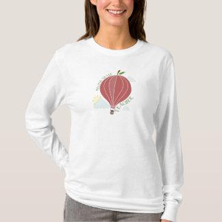 第2等級の先生の熱気の気球Apple Tシャツ
