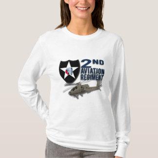 第2航空連隊-アパッシュ Tシャツ