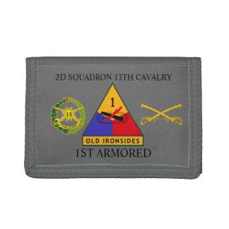 第2艦隊の第13騎兵隊の第1装甲財布