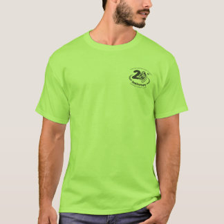 第20ロゴ-ポケット Tシャツ