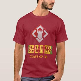 第20南ベトナムのワイシャツのBgd Uエンジニア Tシャツ