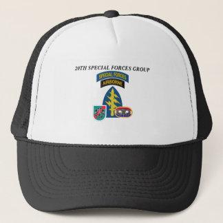 第20特殊部隊のグループの帽子 キャップ