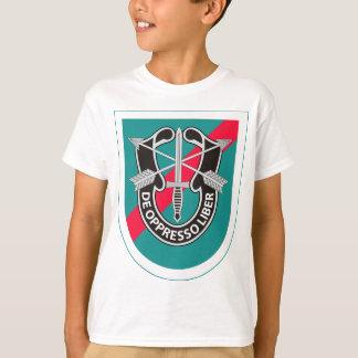 第20特殊部隊のグループ Tシャツ
