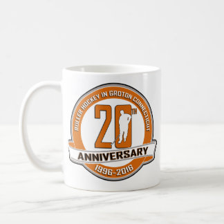 第20記念日11のozのコーヒー・マグ コーヒーマグカップ