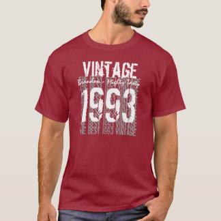 第20誕生日プレゼントのヴィンテージ年の強大な風味がよい Tシャツ