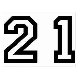 第20 1 ポストカード