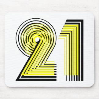 第21誕生日 マウスパッド