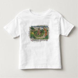 第22 「Nからの20-35 Balaamの話すろば、 トドラーTシャツ