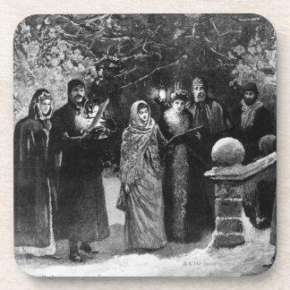 第24 1891年12月: 邸宅のパーティー コースター
