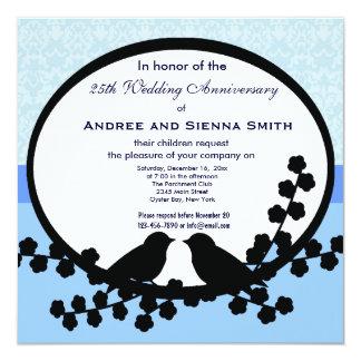 第25結婚記念日 カード