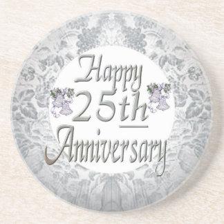 第25結婚記念日 コースター