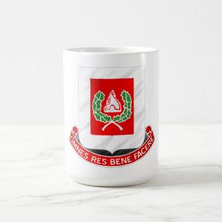 第27エンジニアの大隊 コーヒーマグカップ
