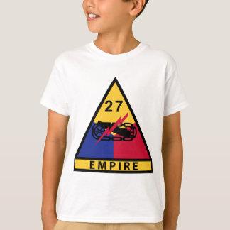 第27機甲師団 Tシャツ