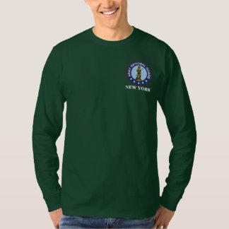 第27歩兵の組の連隊戦闘団の長袖のティー Tシャツ
