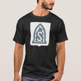 第27歩兵連隊-紋章付き外衣 Tシャツ