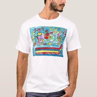 第27知恵の道 Tシャツ