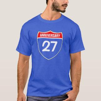 第27記念日 Tシャツ