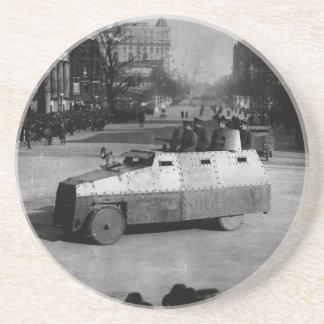 第27 1917年3月:  装甲車両の艦隊 コースター