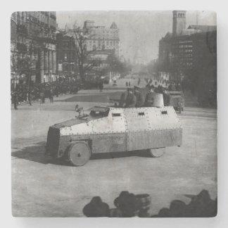 第27 1917年3月:  装甲車両の艦隊 ストーンコースター