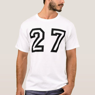 第27 Tシャツ